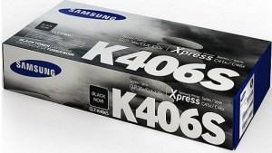 Samsung CLT-K406S Original Black Toner Cartridge