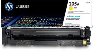 HP 205A Yellow Original LaserJet Cartridge