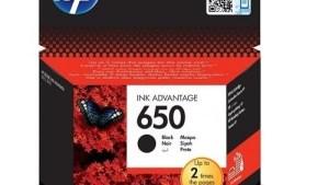 Hp 650 Black Original Ink Cartridge
