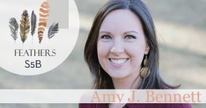 Feathers Season 5 Bonus Episode with Amy J. Bennett: Launch of Abiding Ministries