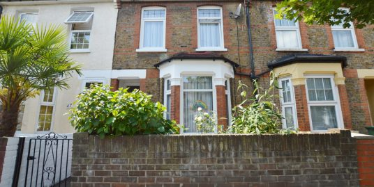 Whitney Road, Leyton, E10 7HG – 3 Bedroom House