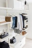 Begehbarer Kleiderschrank Ikea Stolmen Ankleidezimmer von ...