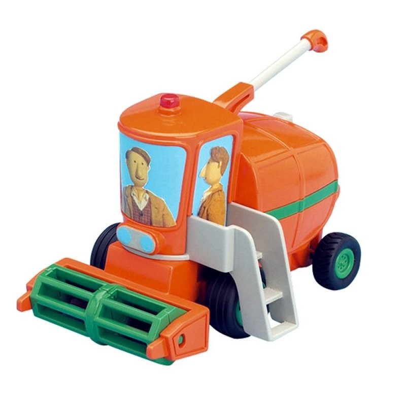 Kleiner Roter Traktor Malvorlage
