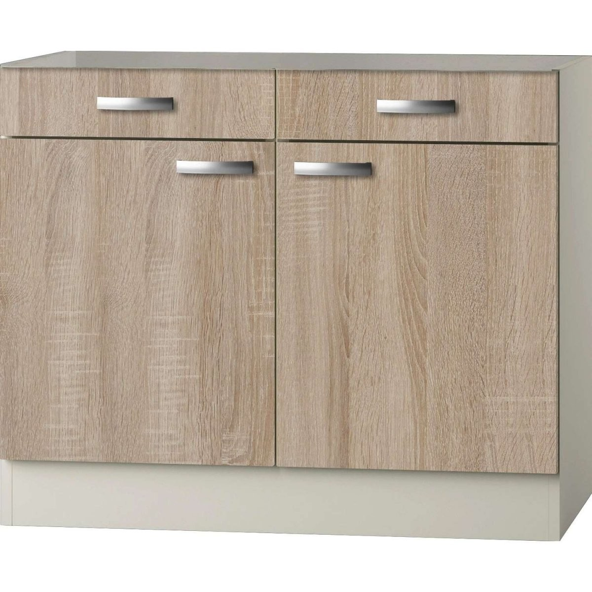 Ikea Küchen Unterschrank 60 Cm Breit   L-musterküche ...