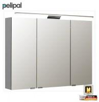 Pelipal Neutraler Spiegelschrank 100 Cm Mit Led ...