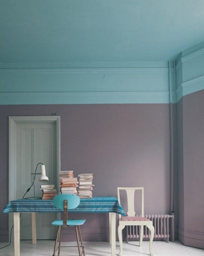 Satte Farben Und Tolle Wanddeko Ideen Trendomat von