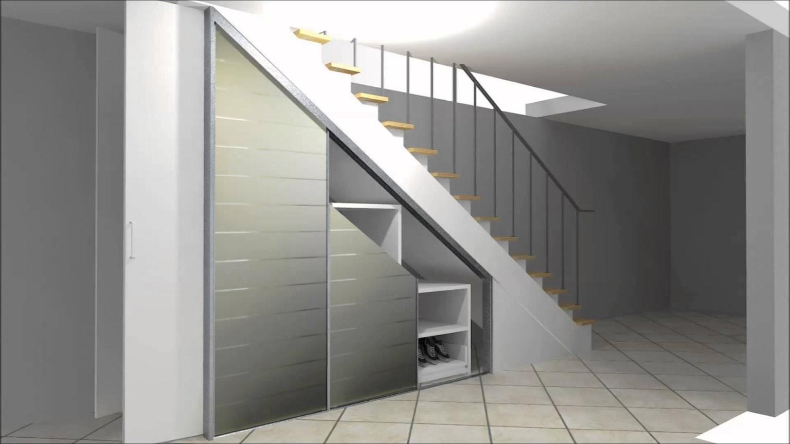 Schrank Unter Treppe Selber Bauen Dachschragenschrank Schranke