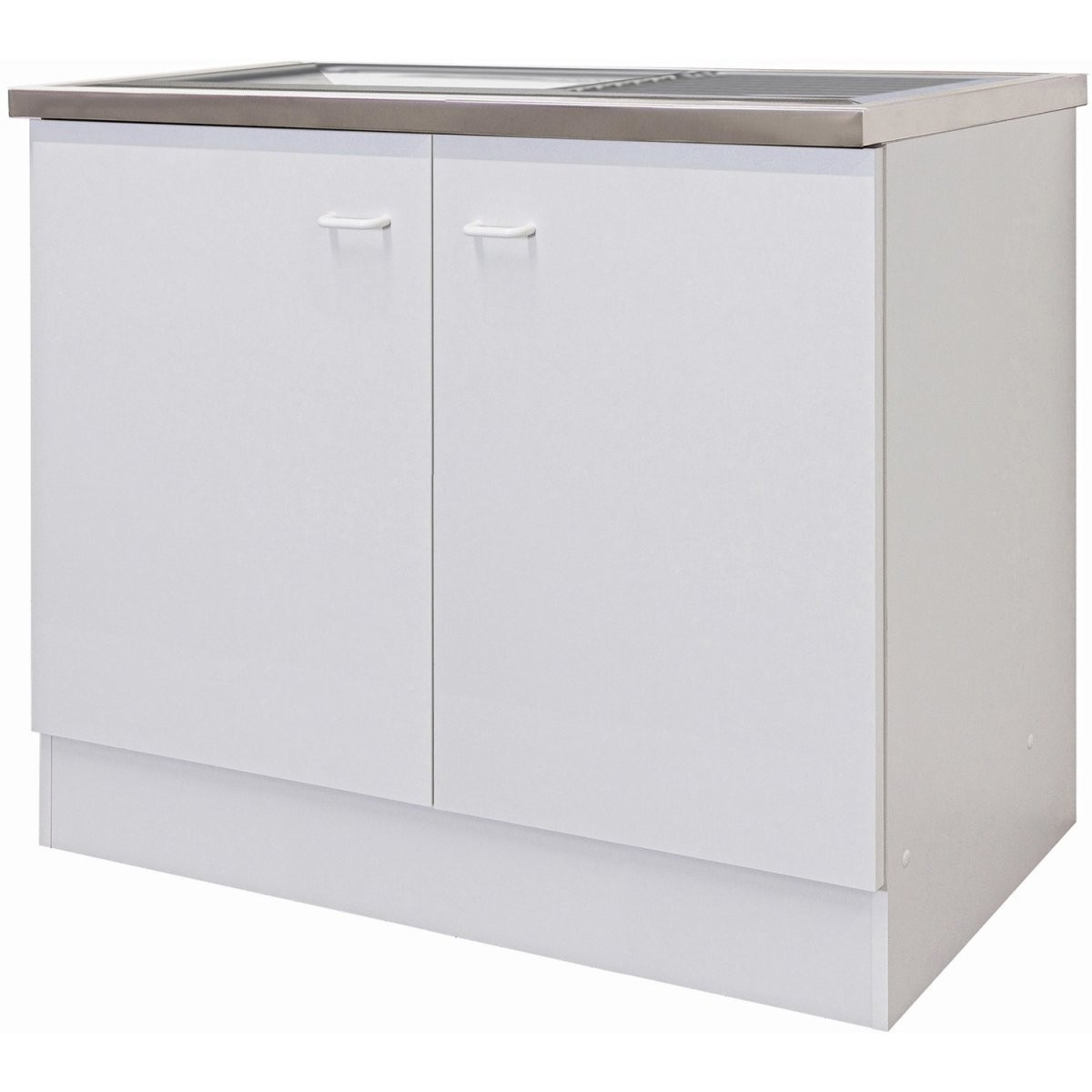 Küchen Unterschrank 50 Cm Breit Weiß | Kleiderschrank 120 ...