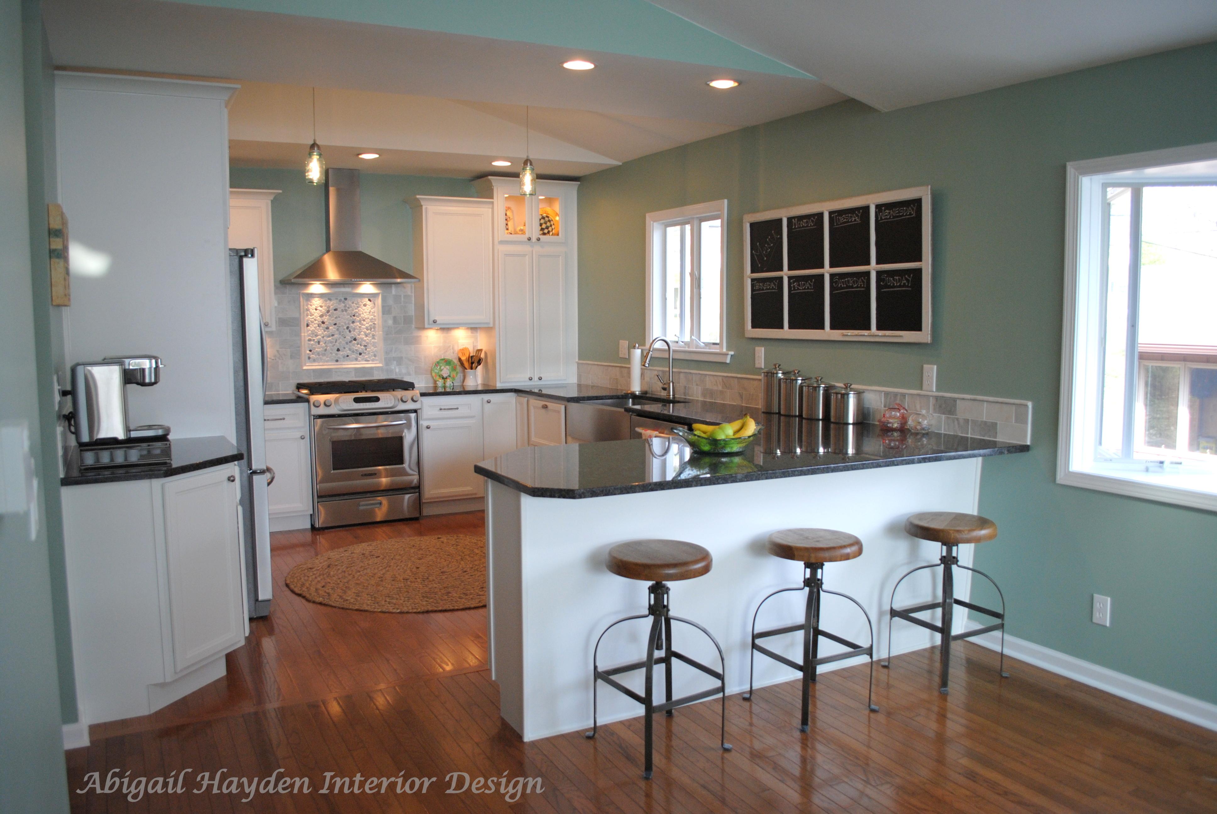 remodel my kitchen oak and white table portfolio