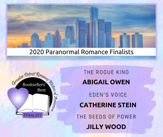 2020 Paranormal Romance Finalists FB
