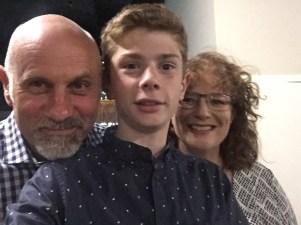 Valedictory 2016 - Family