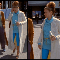 copy cat: carrie bradshaw inspired casual