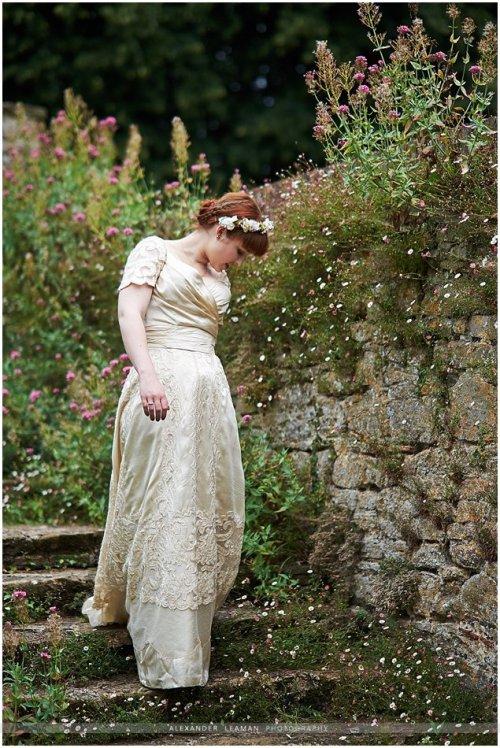 Abigail S Vintage Bridal Vintage Wedding Dresses : Belle ?poque vintage wedding dress abigail s bridal