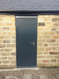 Garage Side Doors Gallery | ABi Garage Doors