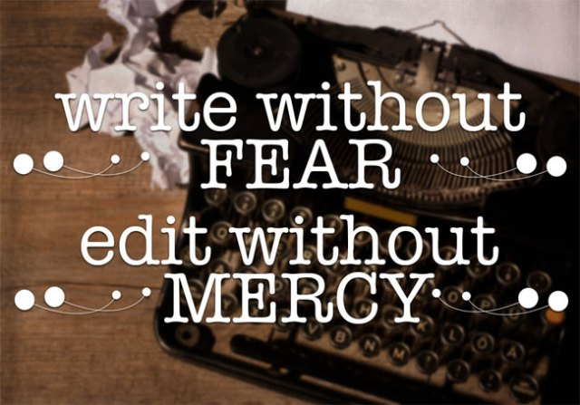 Write Without Fear  Writing Quotes  Writers Blog