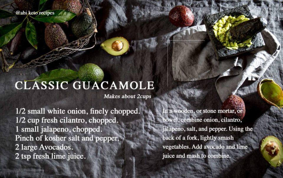 avocado-guacamole