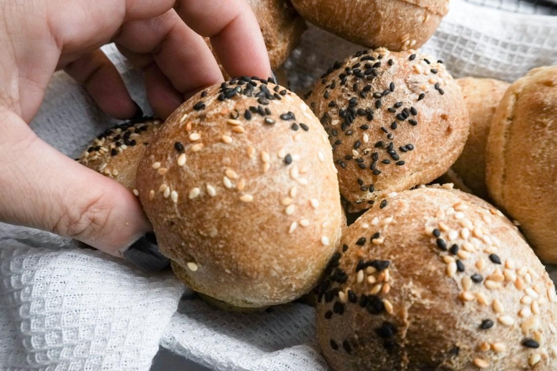 The Keto Bread Rolls