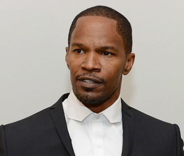 Jamie Foxx Was Also One Of The Original  We Showcased In Our First Celebrity Dick Pics Roundup His Little Foxx Wasnt Good Or Bad Just Meh