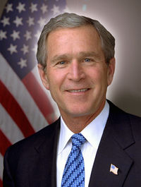 "George Walker ""Texas Ranger"" Bush"