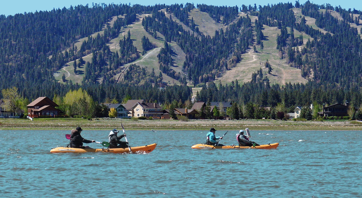 Ability360s Wounded Warrior Project Goes to Big Bear Lake