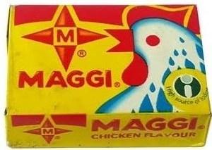 Cube Maggi Chiken