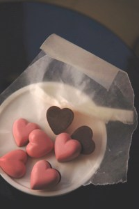 more pink hearts..