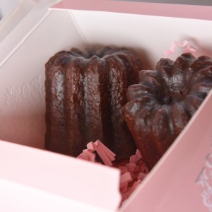 Chocolate Cannele de Bordeaux