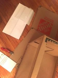 Box 2. Home Depot larger box