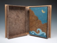 Legends of the Rhine Clamshell Case Open