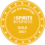 THE Gin MASTERS GOLD 2021
