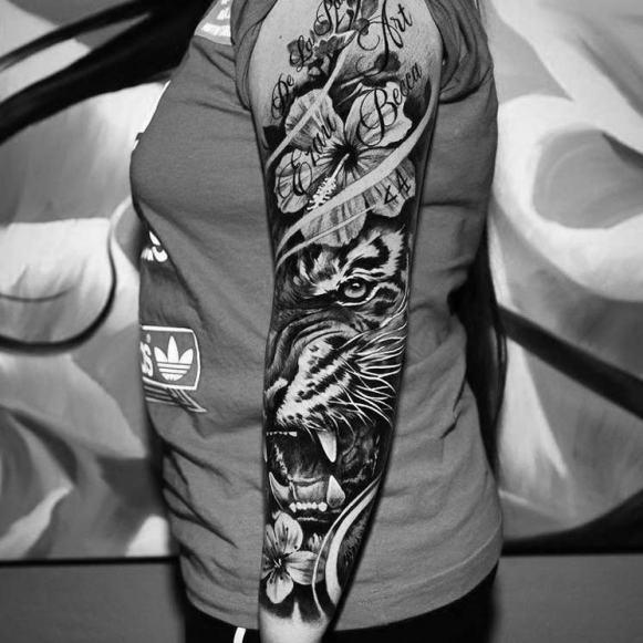 tiger-hibiscus-flower-arm-sleeve-tattoo.jpg