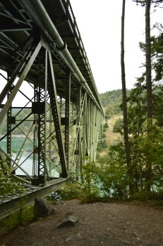 View Below The Bridge
