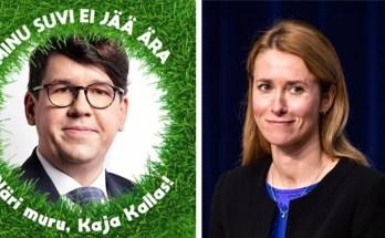 Näri Muru Kaja Kallas