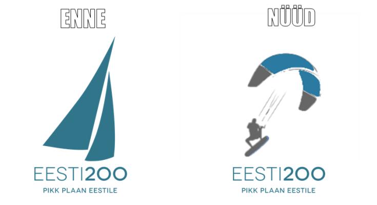 Eesti200 logo