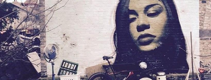 Street Art in Christiania copenhagen denmark