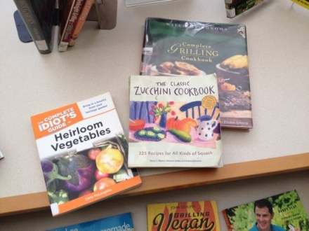 Library Cookbooks
