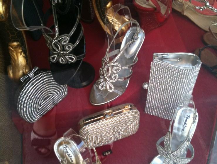 Wedding Shoe Searching