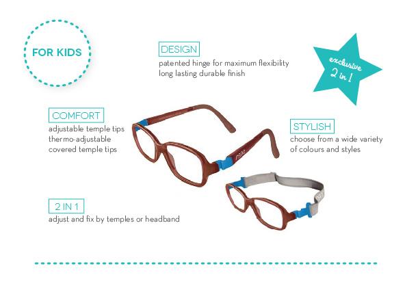 Nano Kids Eyewear