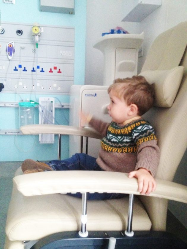 About a Boy and a Kidney Transplant in London – Part Two