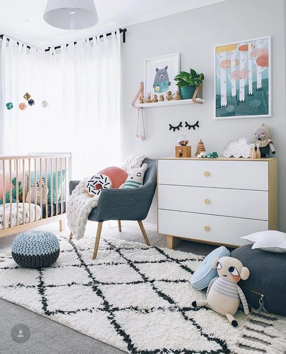 Fun Design Tips For Your Baby's Room