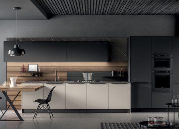Arredamenti Moderni Cucine | Cucina Luna Di Arredo3 Righetti Mobili ...