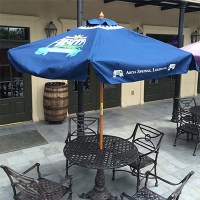 Root Beer Patio Umbrella - Abita Shop - Abita Beer