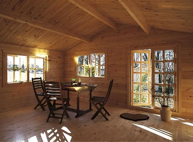 Costruzioni in legno per il giardino di casa e non solo