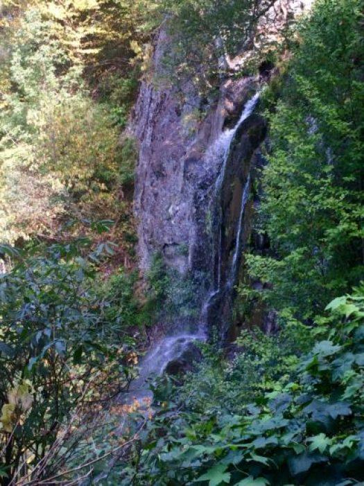Shenandoah Waterfall