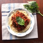 The Easiest, Tastiest Meat Sauce Ever