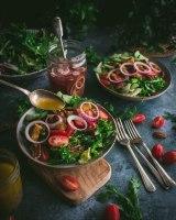 vegan summer cobb salad