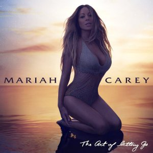 Mariah Carey The Art Of Letting Go single cover