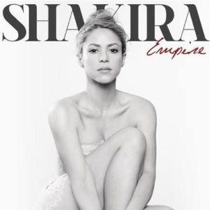 shakira empire cover