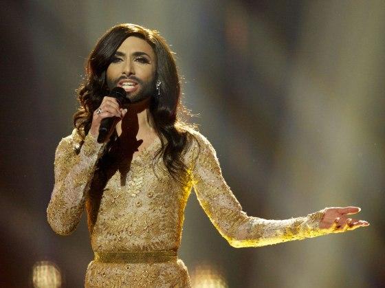 Conchita Wurst Eurovision final