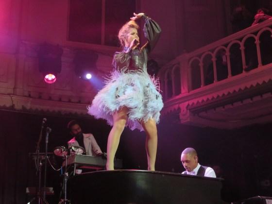Paloma Faith Paradiso Piano